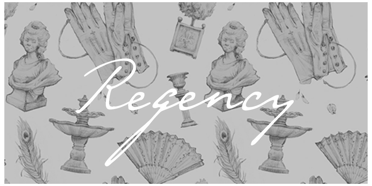 regency illustrated homeware